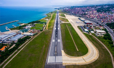 Trabzon Airport (TZX)